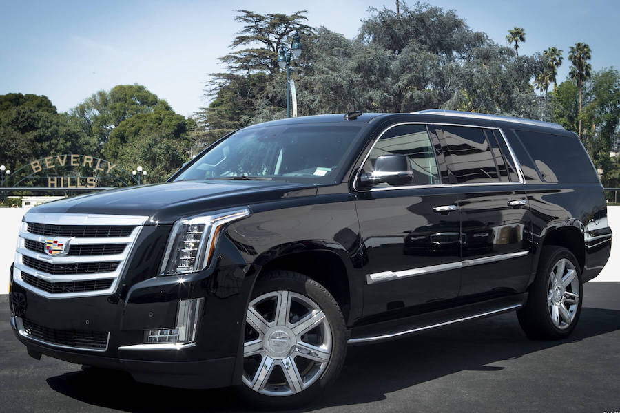 Escalade Rental Los Angeles