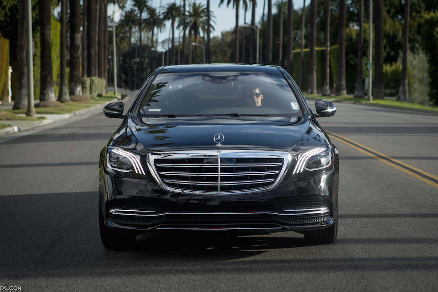 S Class Rental Los Angeles