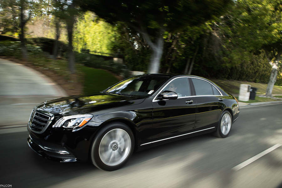 Mercedes Rental Beverly Hills