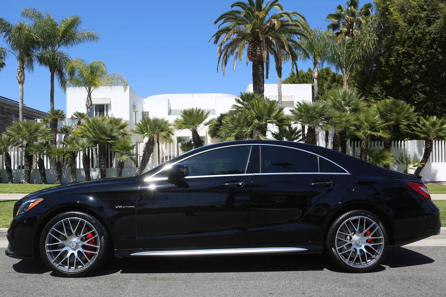 Falcon Mercedes AMG CLS63S