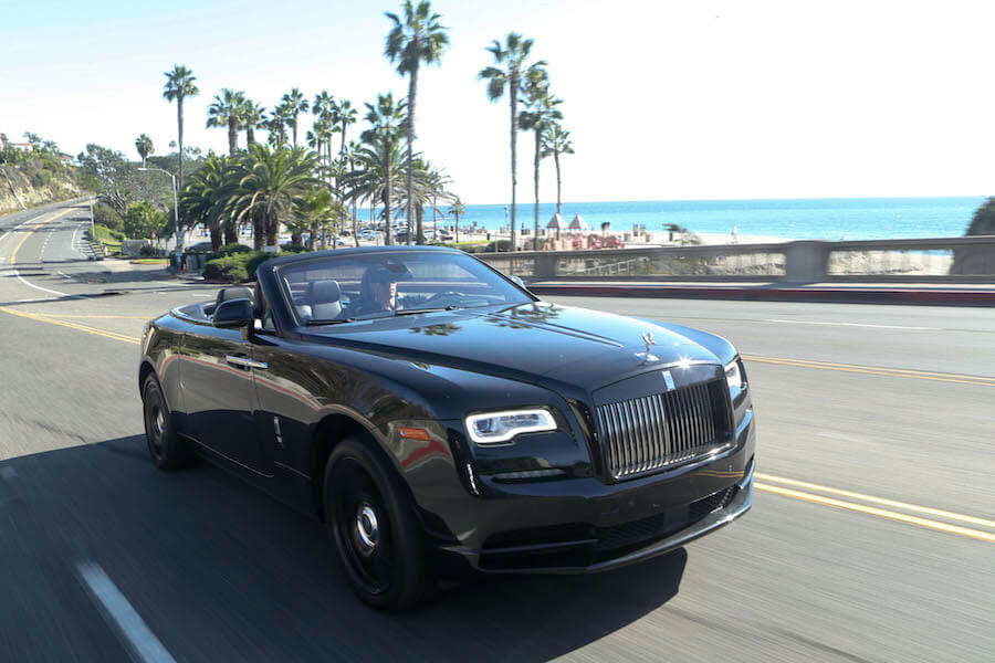 Rolls Royce Newport Beach